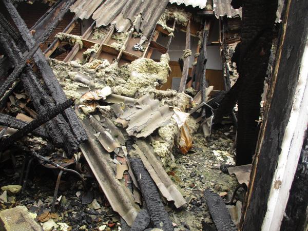 immeuble ruines